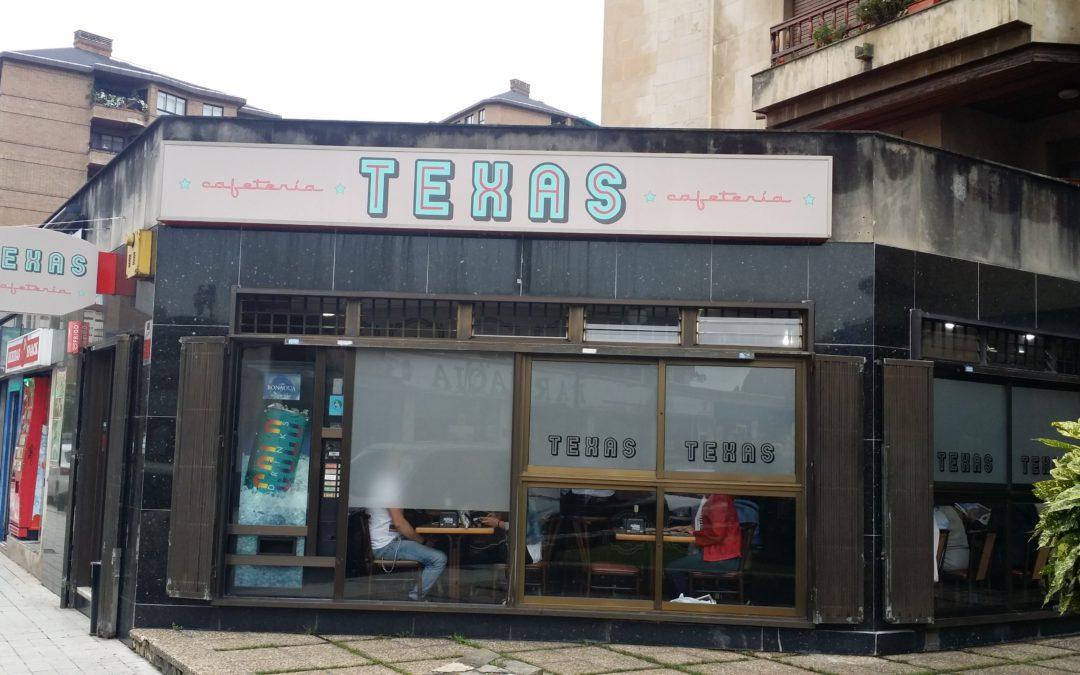 Cafetería Texas Gijón