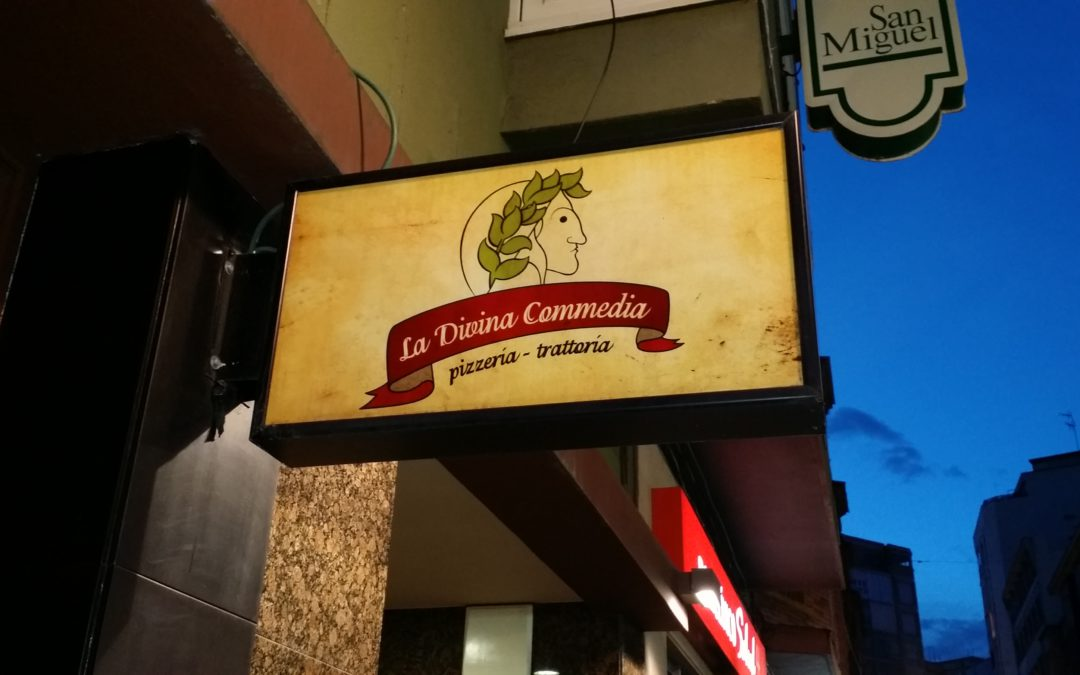 Pizzería Divina Comedia Gijón