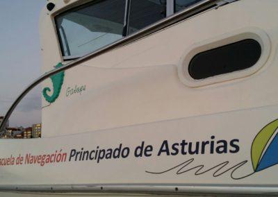 Escuela Navegación Principado de Asturias